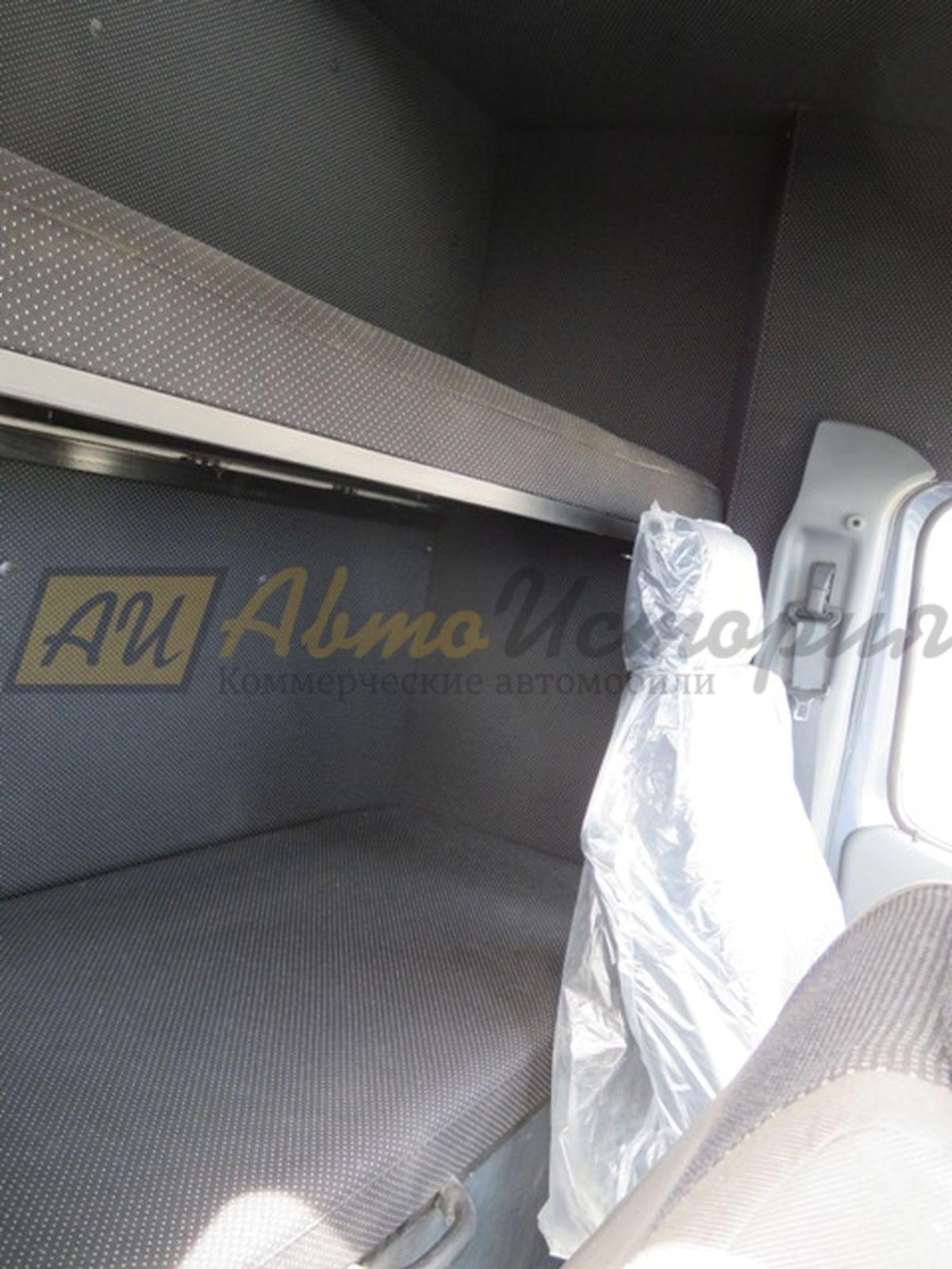 Расширяем кабину и организуем спальник (курятник) 85