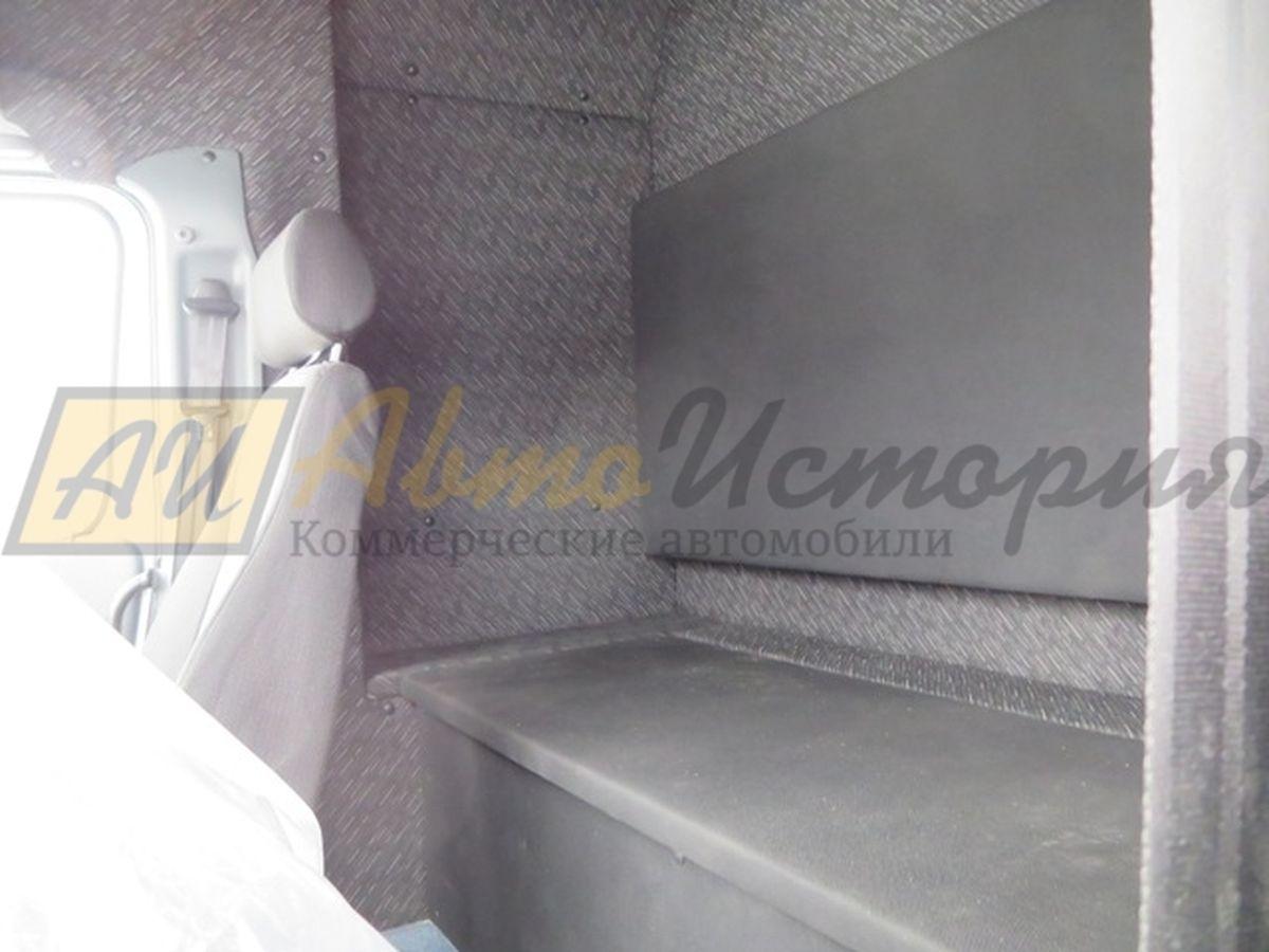 Расширяем кабину и организуем спальник (курятник) 42