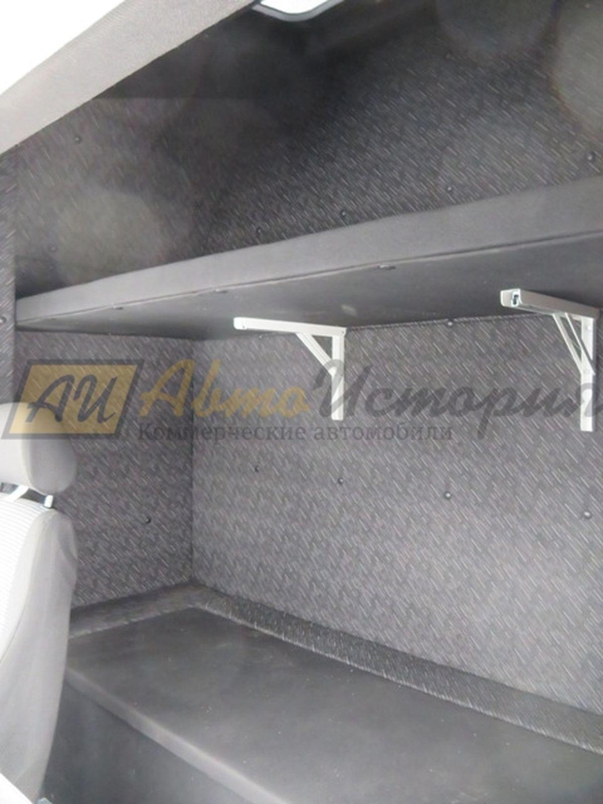 Расширяем кабину и организуем спальник (курятник) 16