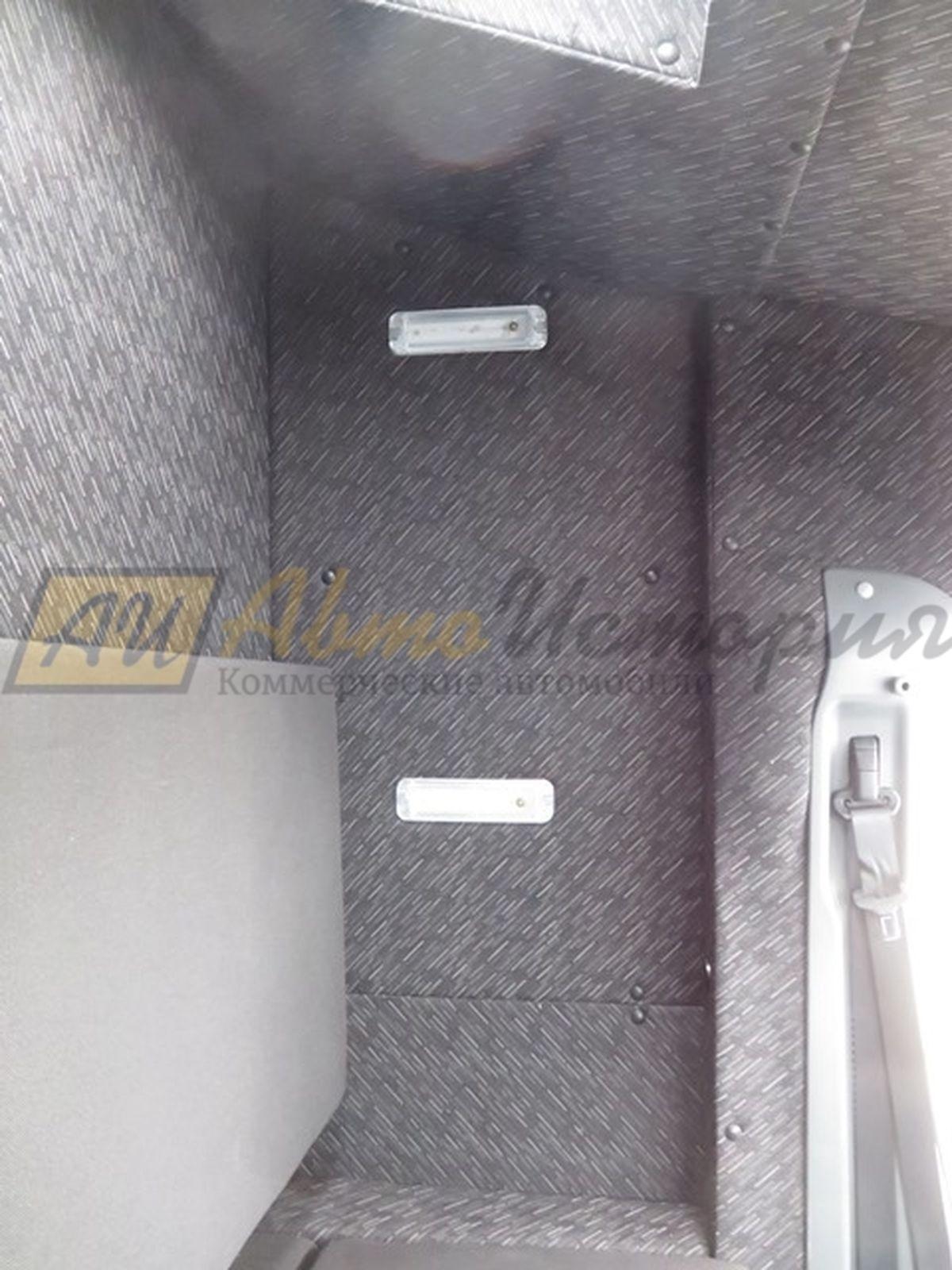 Расширяем кабину и организуем спальник (курятник) 48